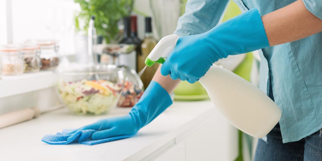 Дезинфекция кухни
