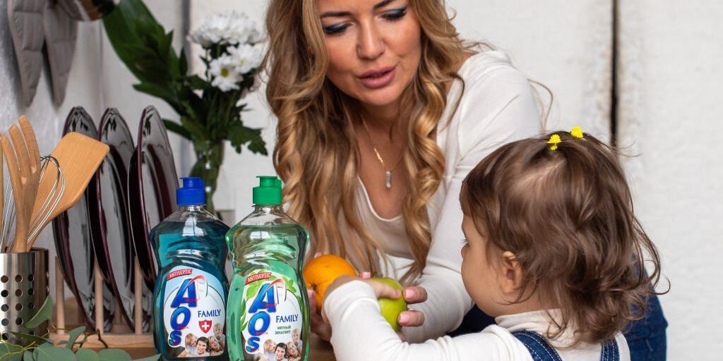 Новинка от AOS для чистоты фруктов и овощей
