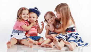 нарядная одежда для детей